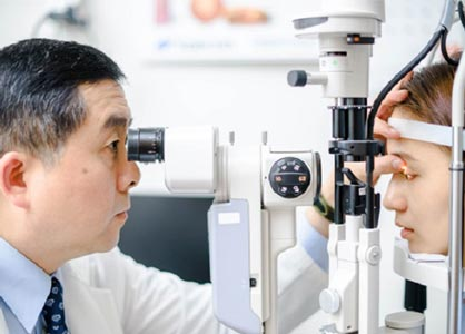 بینایی سنجی کلینیک چشم پزشکی اصفهان