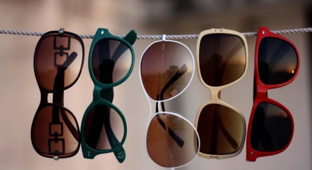 نحوه مراقبت از عینک آفتابی
